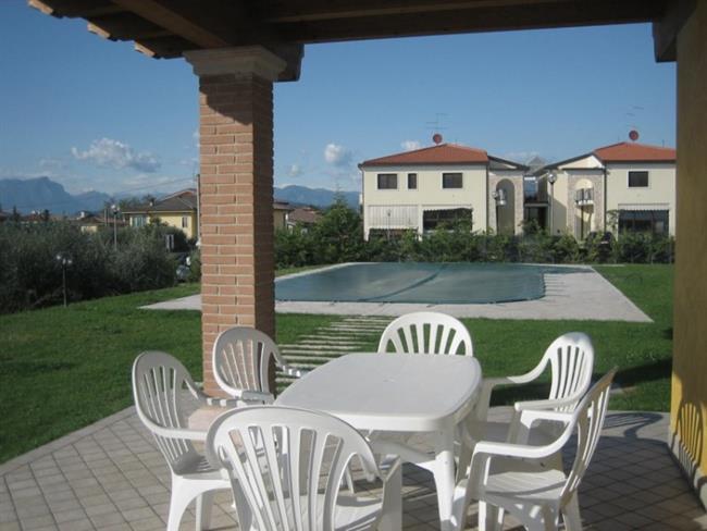Big terrace