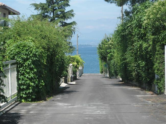 private street