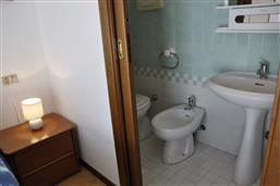 guest bathroom (no shower)
